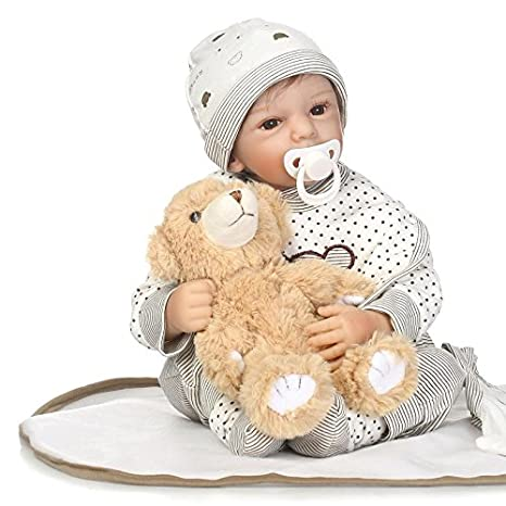 Amazon.com: Maide muñeca muñeco Reborn 22