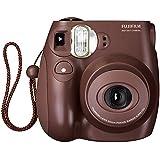 FUJIFILM インスタントカメラ チェキ instax mini 7S チョコ INS MINI 7S CH K