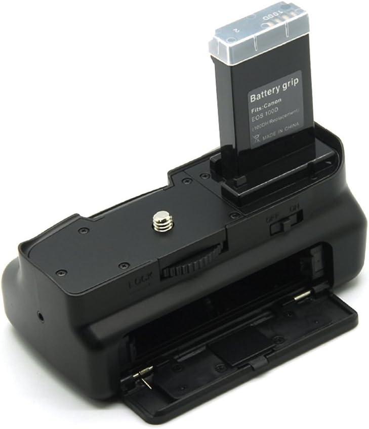 2x LP-E12 Remote Vertical Shutter Battery Grip for Canon EOS 100D SL1 Camera