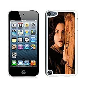 For iPod Touch 5,100% Brand New Audrey Horne Twin Peaks White For iPod Touch 5 Case