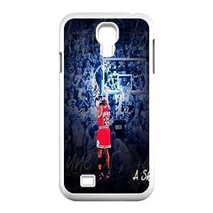 Custom High Quality WUCHAOGUI Phone case Super Star Michael Jordan Protective Case For SamSung Galaxy S4 Case - Case-2