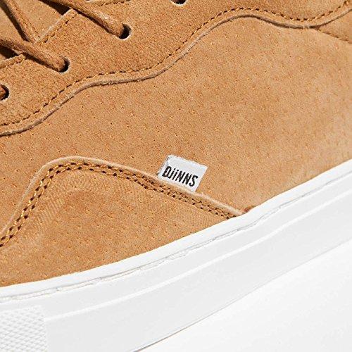 Djinns Uomo Scarpe/Sneaker Awaike Suede Beige