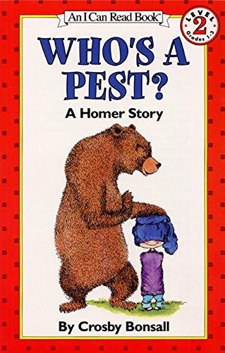 Who's a Pest? A Homer Story (I Can Read Book) pdf epub