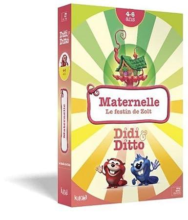 Didi et Ditto : Maternelle. Le festin de Zolt