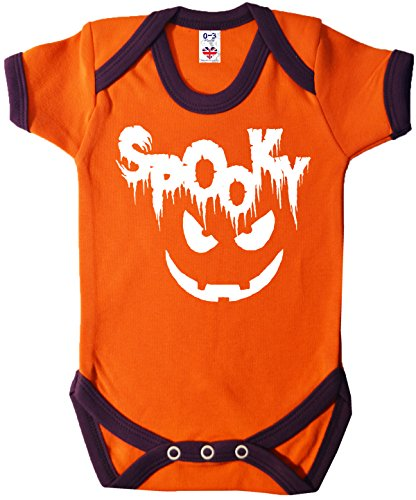 Dirty Fingers Baby Halloween Clothing Costume, Spooky Design,
