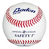 Baden Level-5 Safety Baseball (Dozen), Official