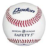 Baden Level-5 Safety Baseball (Dozen), Official