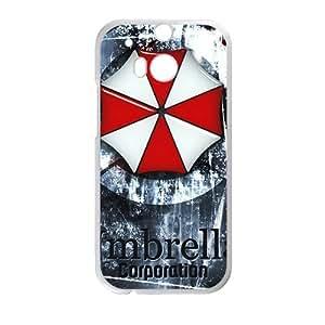 DAZHAHUI umbrella corporation Phone Case for HTC One M8