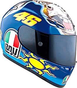 AGV 0321A0A00307 K-3 E2205 Top The Donkey - Casco integral para moto (talla M)