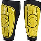 G-Form Pro-S Shin Guards, Iconic Yellow, Small