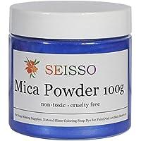 Pigmentos para Resina Epoxi SEISSO 100g Pigmentos en