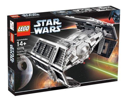 LEGO 10175 Star Wars Vader's TIE Advanced Starfighter