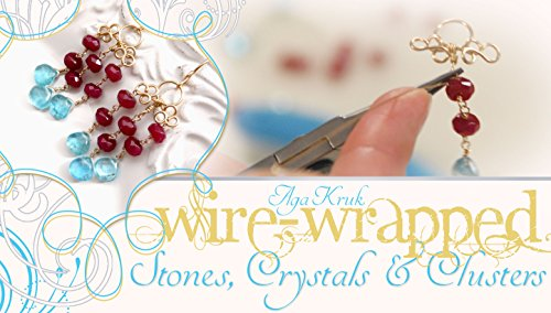 Wire-Wrapped Stones, Crystals & Clusters (Pendant Crystal Poland)