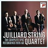 #3: Juilliard String Quartet - The Complete EPIC Recordings 1956-66