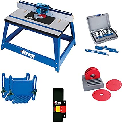 Astounding Kreg Prs2100 Bench Top Router Table With Essential Accessories Download Free Architecture Designs Scobabritishbridgeorg