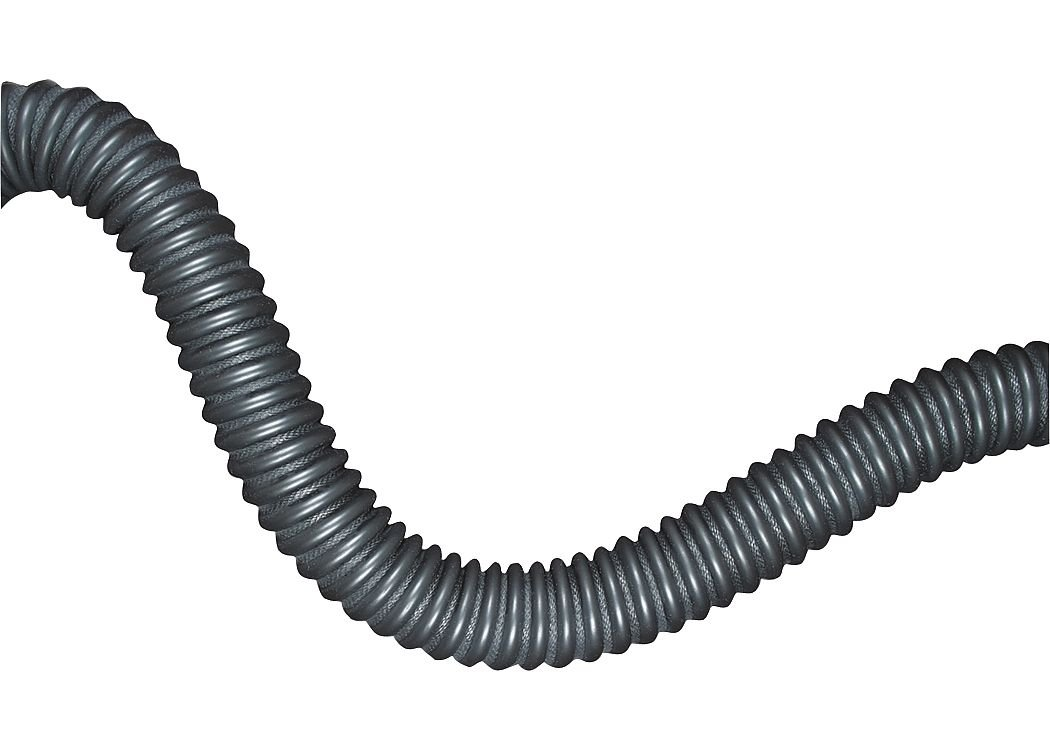 12 Length Black 12/' Length 12 ID Hi-Tech Duravent 065005000002-60 Rubber Garage Exhaust Hose 12 ID