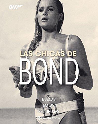 Descargar Libro Las Chicas De Bond Varios Autores