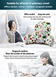 Embossed plush Reading Pillow - Best Bed Pillow