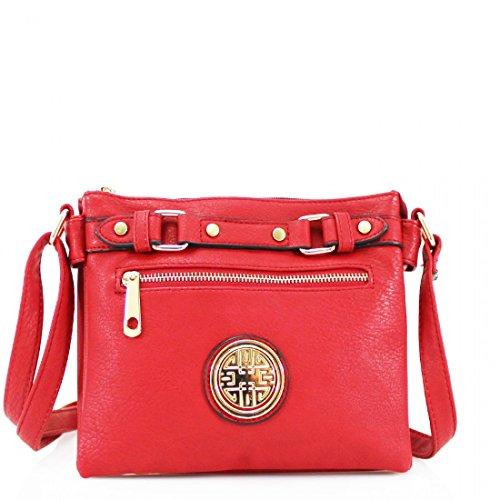 Red Femme M Femme ElegantCabas Red Pour M ElegantCabas Pour 0vNwOm8n