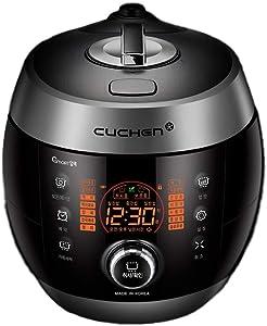 Cuchen Pressure Rice Cooker 10 cup CJS-FD1005RVUS (Silver)