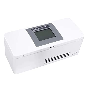 Refrigerador portátil de la insulina diabética del congelador de ...