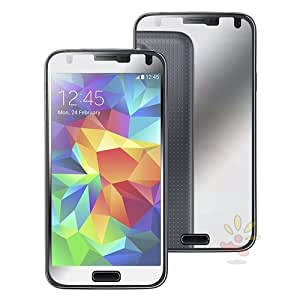 Everydaysource Compatible with Samsung Galaxy S5/ SV Mirror Screen Protector