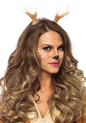 Fawn Adult - Faerynicethings Adult Size Fawn Horn Headband - Deer Costume Accessory