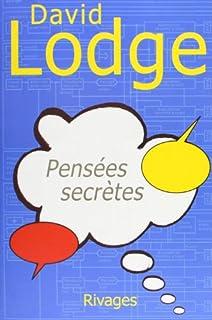 Pensées secrètes : roman, Lodge, David