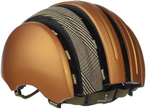 M//L *NEW* Black Brooks England Carrera Racing Foldable Bicycle Bike Helmet