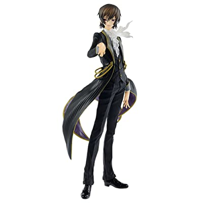 Banpresto Code Geass Lelouch of the Rebellion Exq Figure Lelouche Lamperouge Prize: Toys & Games