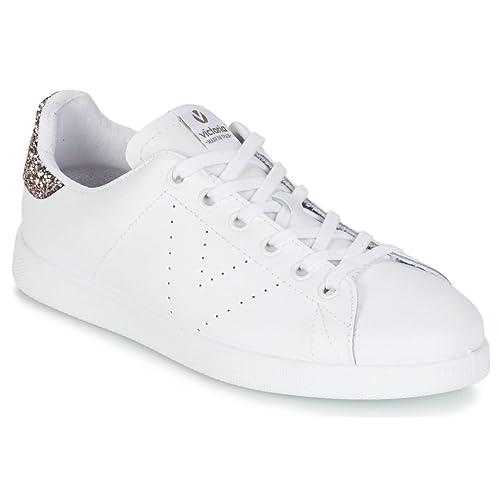 Victoria Deportivo Piel, Zapatillas de Baloncesto para Mujer: Amazon.es: Zapatos y complementos