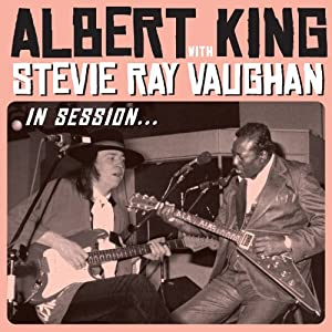 albert king with stevie ray vaughan in session albert king. Black Bedroom Furniture Sets. Home Design Ideas