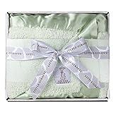 Ritorujirafu Little Giraffe - Dealer imports] chenille baby blanket (mint) / BOX containing lg0001-02B