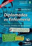 img - for Diplomados en Enfermer a del SAS. Temario Espec fico. Volumen 1 (Spanish Edition) book / textbook / text book