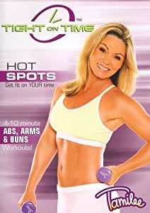Tight on Time Hot Spots: Abs, Arms & Buns Workout (2010)