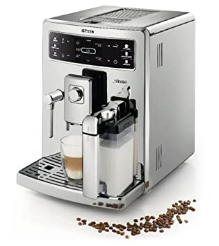 Saeco SLX 8880 MS, Plata, 1.2 m, 1500 W, AC, 100 - Máquina de café: Amazon.es: Hogar