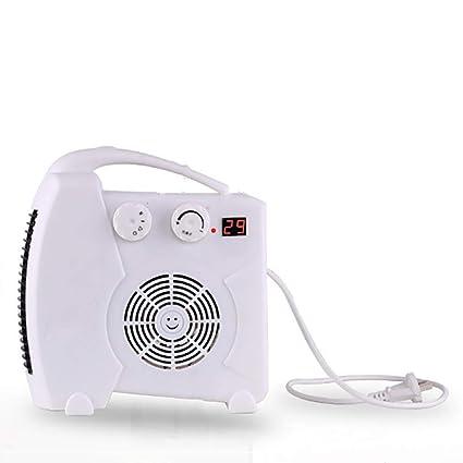 XPZ00 Mini Calentador Eléctrico Portátil Dormitorio Vertical Móvil Calefacción Y Refrigeración Pequeño Aire Acondicionado Pared Colgante