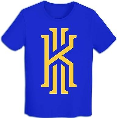 Camiseta clásica para Hombre Kyrie K Irving con Logo Amarillo ...