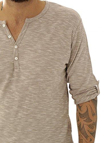 Key Largo Shirts Langarmshirts LS Diavola Button