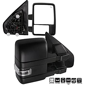 Amazon Com Scitoo Ford F150 Towing Mirrors Puddle Light