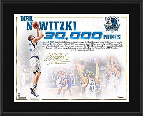 Dirk Nowitzki Dallas Mavericks 10.5