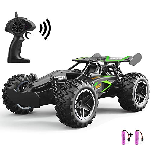 Blexy RC Cars Water-Resistant High Speed Remote Control Car 2.4GHz 2WD RC Truck 1/18 Remote Control Racing Toy Vehicle…