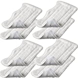 Iautomatic 8pcs Replacement Microfiber Pads for Euro Pro Shark Steam Mop S3250 S3101 (set of 8) by Iautomatic