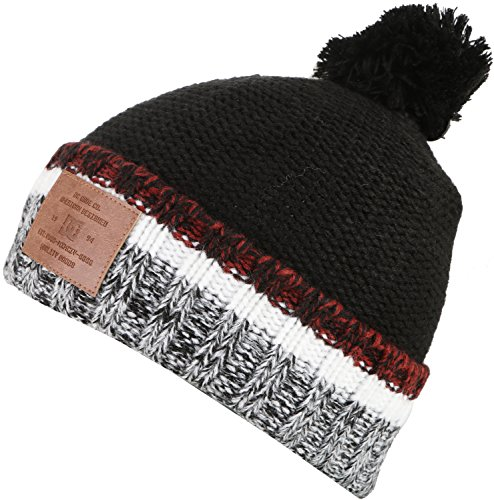DC Womens Syloh Beanie Hat Anthracite