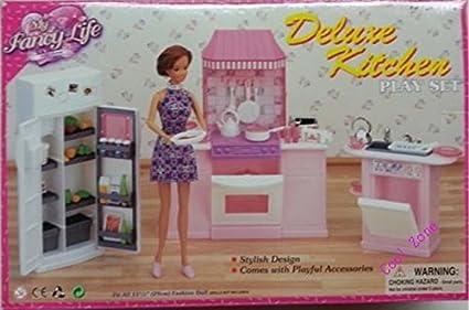 Gloria Cocina Mediana Deluxe Kitchen My Fancy Life Mueble Para Casa