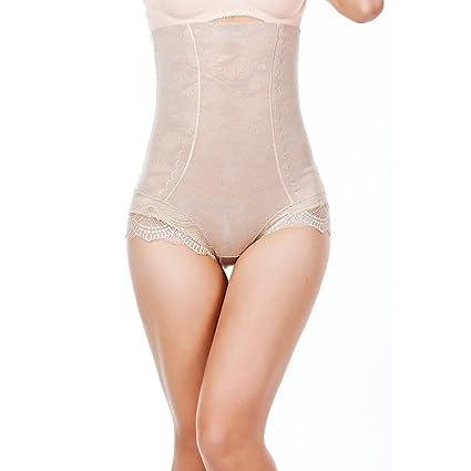 tininna Mujeres Shapewear Panty alta cintura vientre Control Shaping Knickers Ropa Interior Sexy Sin Costuras –