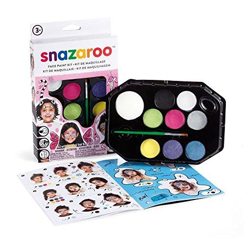 snazaroo fantasy face paint kit fantasy buy online in