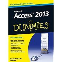 Access 2013 für Dummies