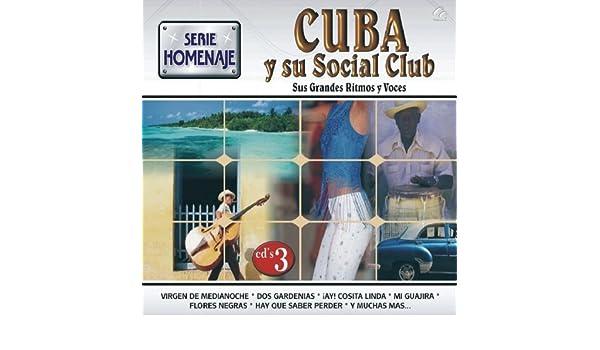 Cuba Y Su Social Club [Clean] by Various artists on Amazon Music - Amazon.com