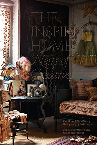 The Inspired Home: Nests of Creatives (Of Nest Silver Tables)